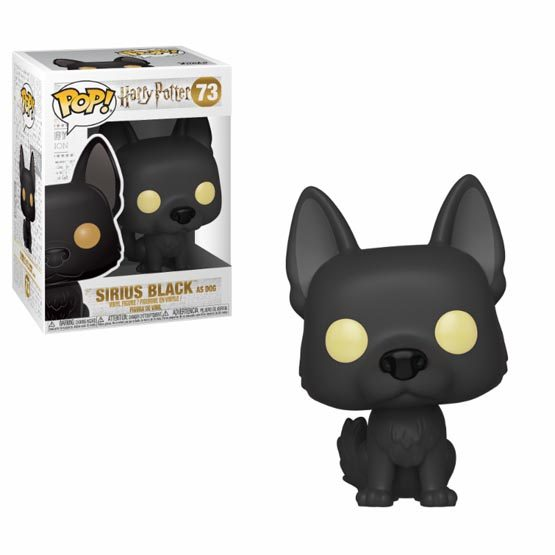 #073 - Sirius Black (as dog) | Popito.fr