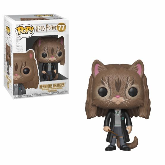 #077 - Hermione Granger (as cat) | Popito.fr