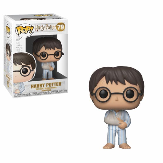 #079 - Harry Potter (pyjamas) | Popito.fr