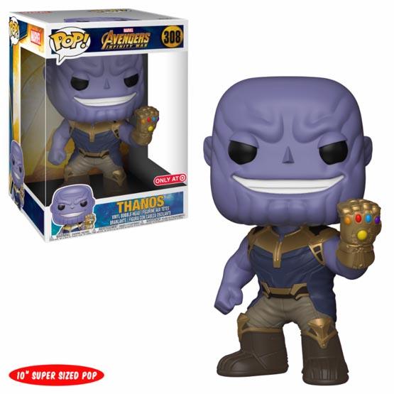#308 - Avengers: Infinity War - Thanos (giant) | Popito.fr