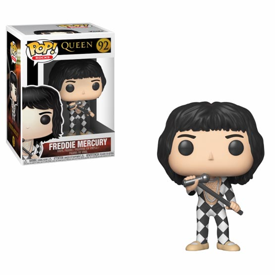 #092 - Queen - Freddie Mercury | Popito.fr