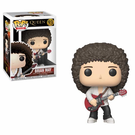 #093 - Queen - Brian May | Popito.fr