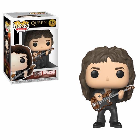 #095 - Queen - John Deacon | Popito.fr