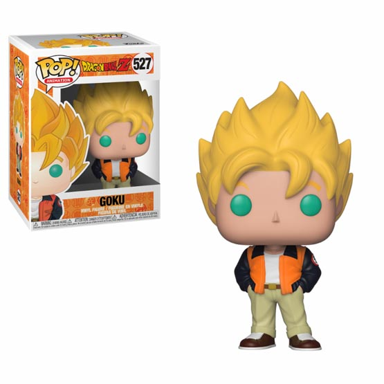 #527 - Dragon Ball Z - Goku (casual) | Popito.fr