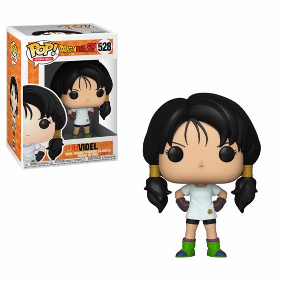 #528 - Dragon Ball Z - Videl | Popito.fr