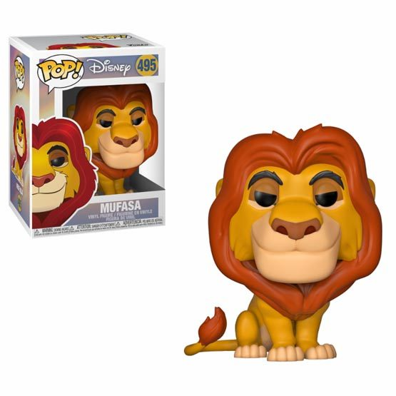 #495 - The Lion King - Mufasa | Popito.fr