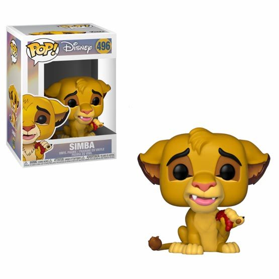 #496 - The Lion King - Simba | Popito.fr