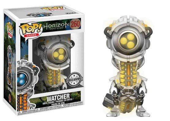 #260 - Horizon Zero Dawn - Watcher (glow in the dark) | Popito.fr