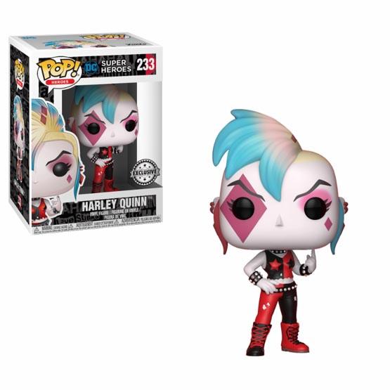 #233 - Harley Quinn (punk) | Popito.fr