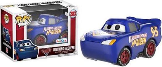 #283 - Cars 3 - Lightning McQueen (blue) | Popito.fr