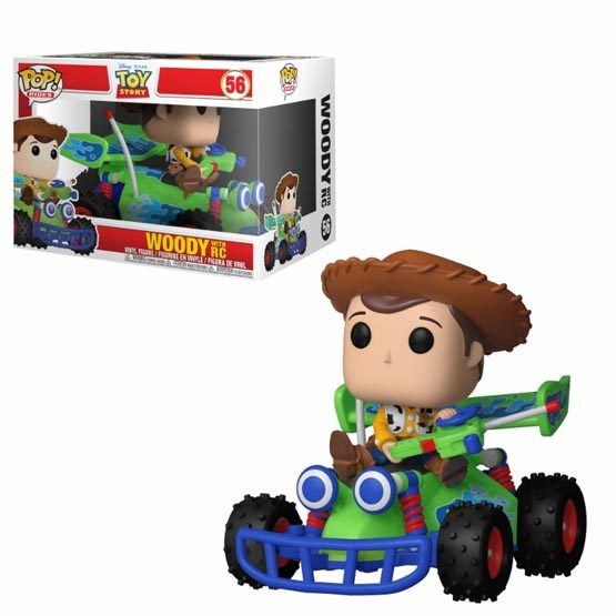 #056 - Toy Story - Woody with RC | Popito.fr