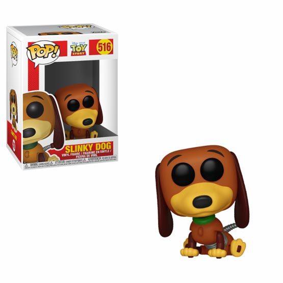 #516 - Toy Story - Slinky Dog | Popito.fr