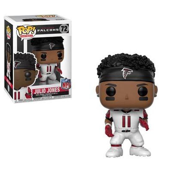 #072 - Atlanta Falcons - Julio Jones | Popito.fr