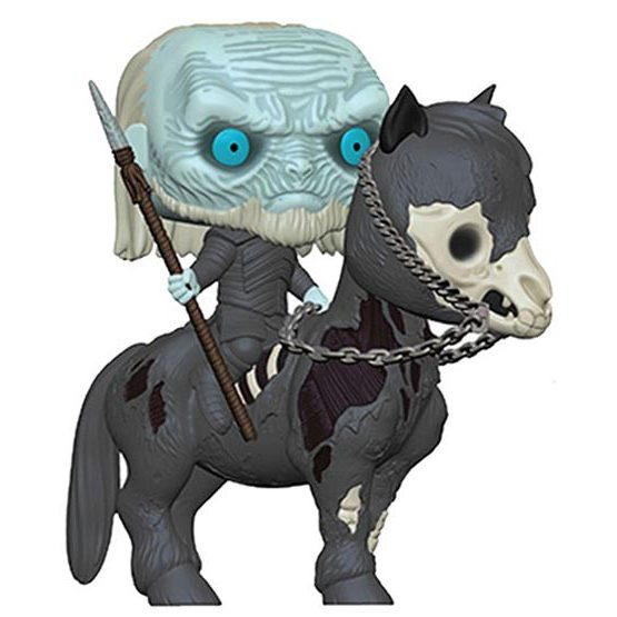 #XXX - White Walker on horse | Popito.fr