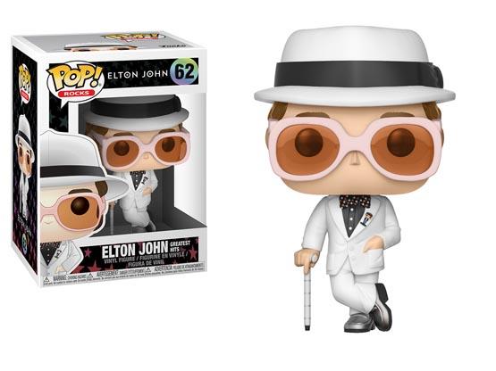 #062 - Elton John (greatest hits) | Popito.fr