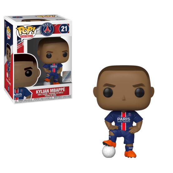 #021 - L1 - Paris Saint-Germain - Kylian Mbappé | Popito.fr
