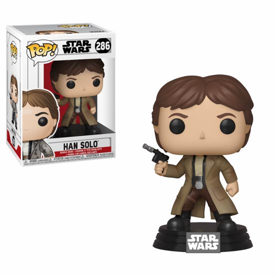 #286 - Han Solo (Endor) | Popito.fr
