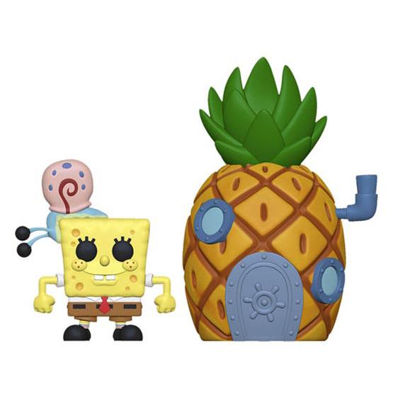 #XXX - SpongeBob SquarePants - SpongeBob with Pineapple   Popito.fr