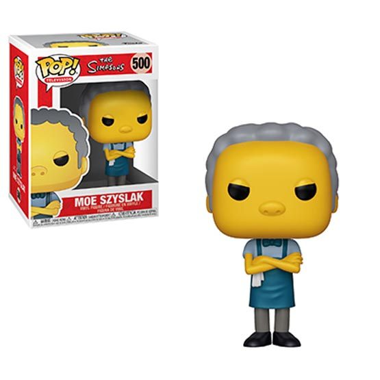 #500 - The Simpsons - Moe Szyslak | Popito.fr