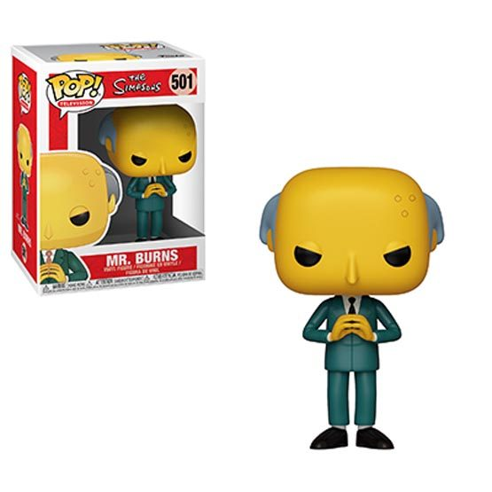 #501 - The Simpsons - Mr Burns | Popito.fr