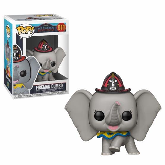#511 - Dumbo - Fireman Dumbo | Popito.fr