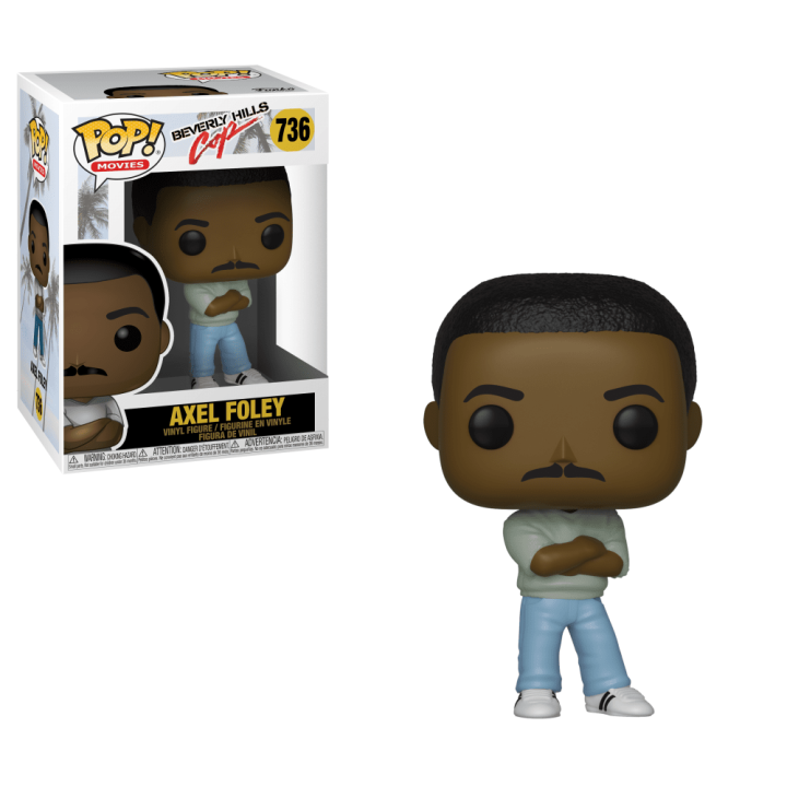 #737 - Beverly Hills Cop - Axel Foley | Popito.fr