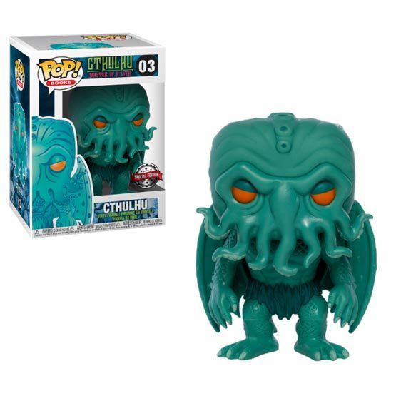 #003 - Cthulhu (neon green) | Popito.fr