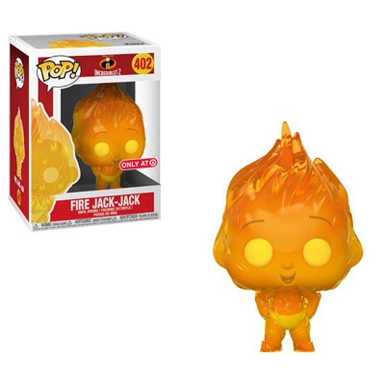 #402 - Incredibles 2 - Fire Jack-Jack | Popito.fr