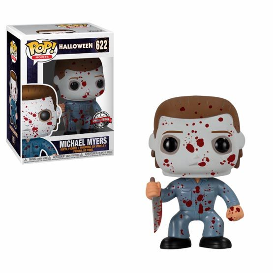 #622 - Halloween - Michael Myers (bloody) | Popito.fr