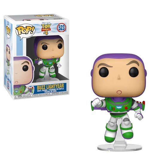 #523 - Toy Story 4 - Buzz Lightyear | Popito.fr