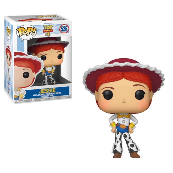 #526 - Toy Story 4 - Jessie | Popito.fr
