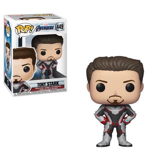 #449 - Avengers: Endgame - Tony Stark | Popito.fr