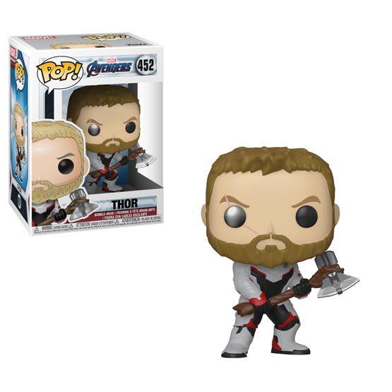 #452 - Avengers: Endgame - Thor | Popito.fr