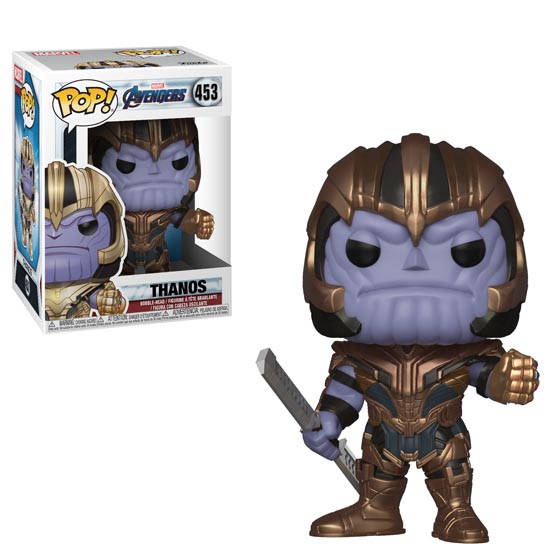 #453 - Avengers: Endgame - Thanos | Popito.fr