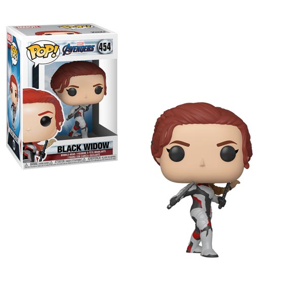 #454 - Avengers: Endgame - Black Widow | Popito.fr