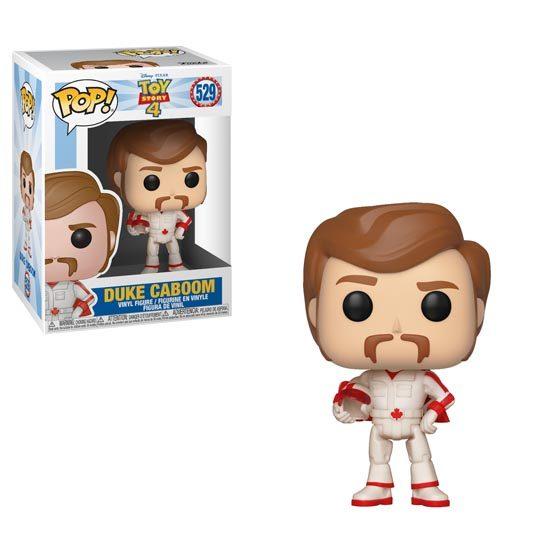 #529 - Toy Story 4 - Duke Caboom | Popito.fr