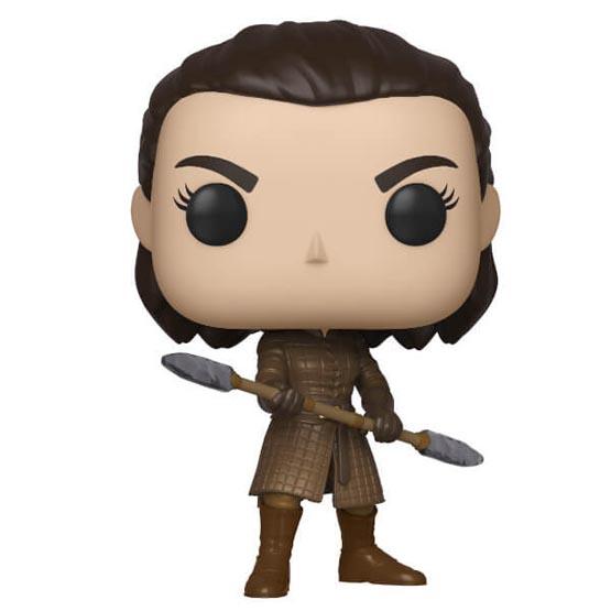#XXX - Arya Stark with spear | Popito.fr