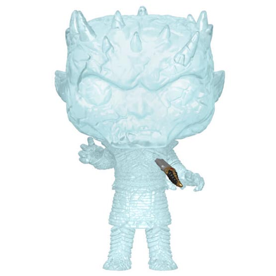 #XXX - Crystal Night King with dagger | Popito.fr