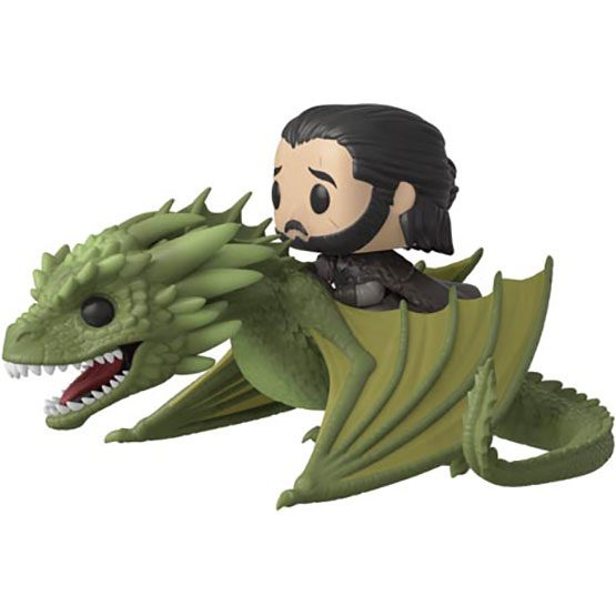 #XXX - Jon Snow with Rhaegal | Popito.fr