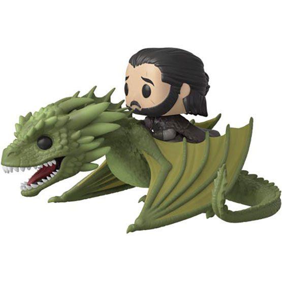 #XXX - Jon Snow with Rhaegal | Popito.fr