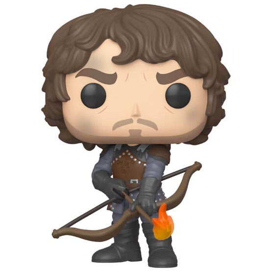 #XXX - Theon with flaming arrow | Popito.fr