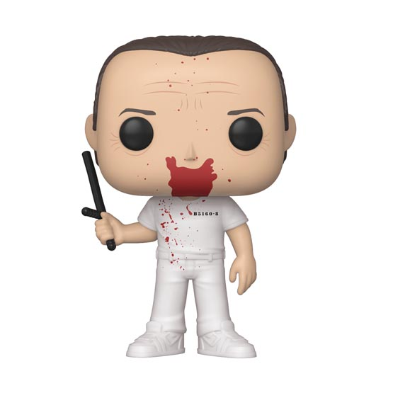 #XXX - Silence of the Lambs - Hannibal Lecter (bloody) | Popito.fr