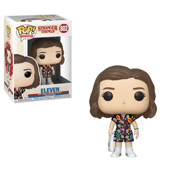#802 - Stranger Things - Eleven (mall outfit) | Popito.fr