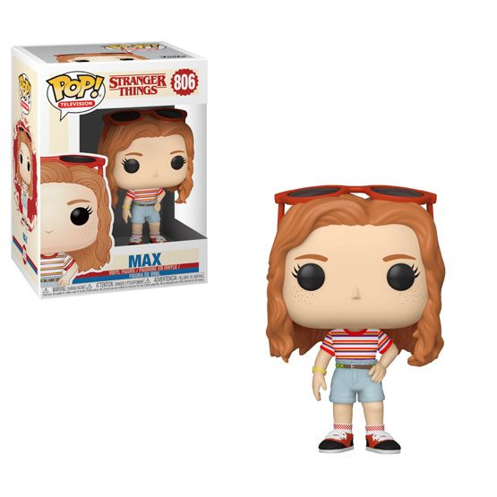 #806 - Stranger Things - Max (mall outfit) | Popito.fr