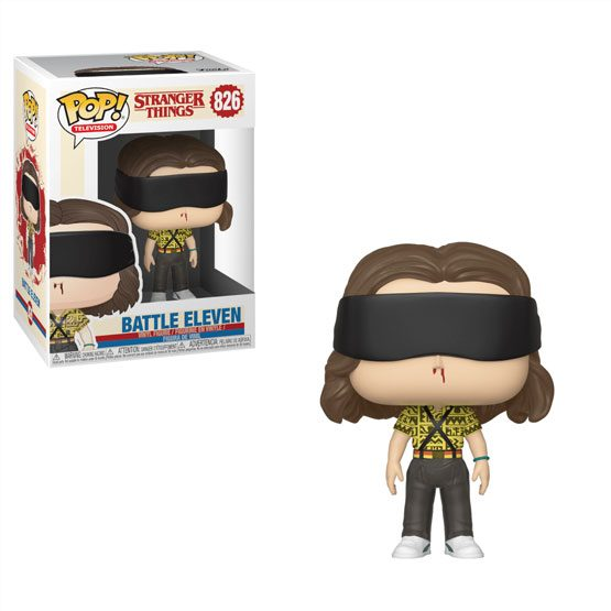 #826 - Stranger Things - Battle Eleven | Popito.fr