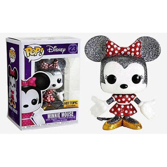 #023 - Minnie Mouse (diamond) | Popito.fr