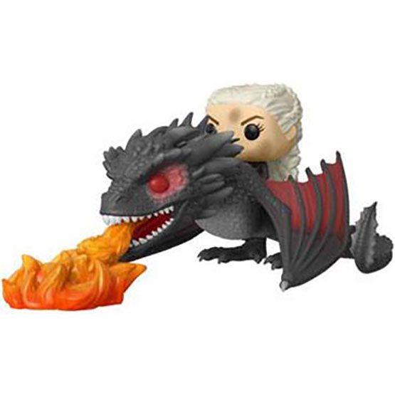 #XXX - Daenerys on Fiery Drogon | Popito.fr
