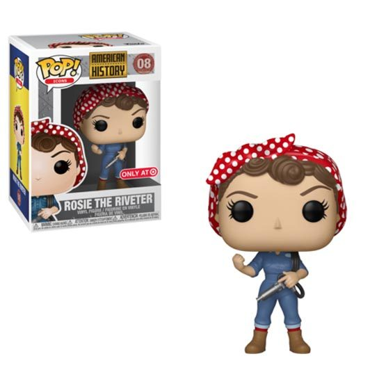 #008 - American History - Rosie the Riveter | Popito.fr
