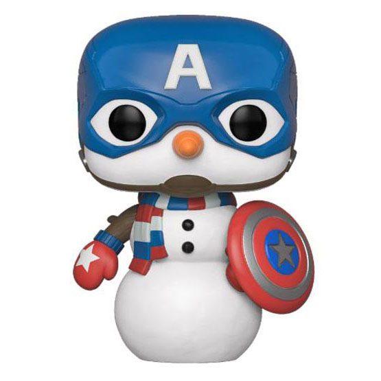 #XXX - Captain America (Christmas) | Popito.fr