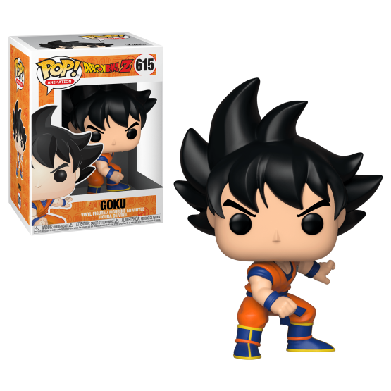 #615 - Dragon Ball Z - Goku | Popito.fr